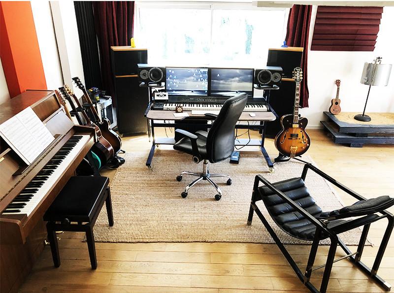 Laurent Parisi - Studio